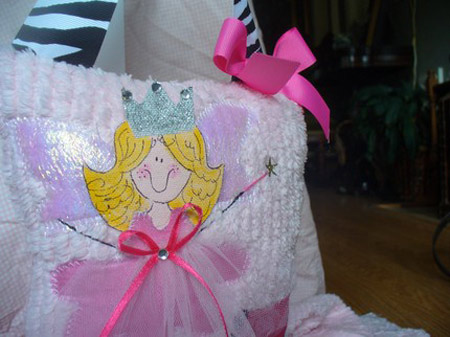 Girls Tooth Fairy Pillow Green Disco Dot-Tooth Fairy Pillows, hair bows, hair bow holders, tutu, tooth fairy pillows, headbands, pendants, charms, hairbow, hairbow holder, barrette holder, personalize hair bow holder, hairbows, ballerina bow holder, ballet bow holder, animal print bow holder, tooth pillow, party hats, birthday party hat, 1st birthday party hat, 1st birthday